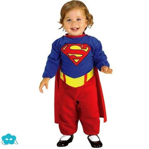 Disfraz de superman para beb disfraces para beb - Como hacer un disfraz de bebe ...
