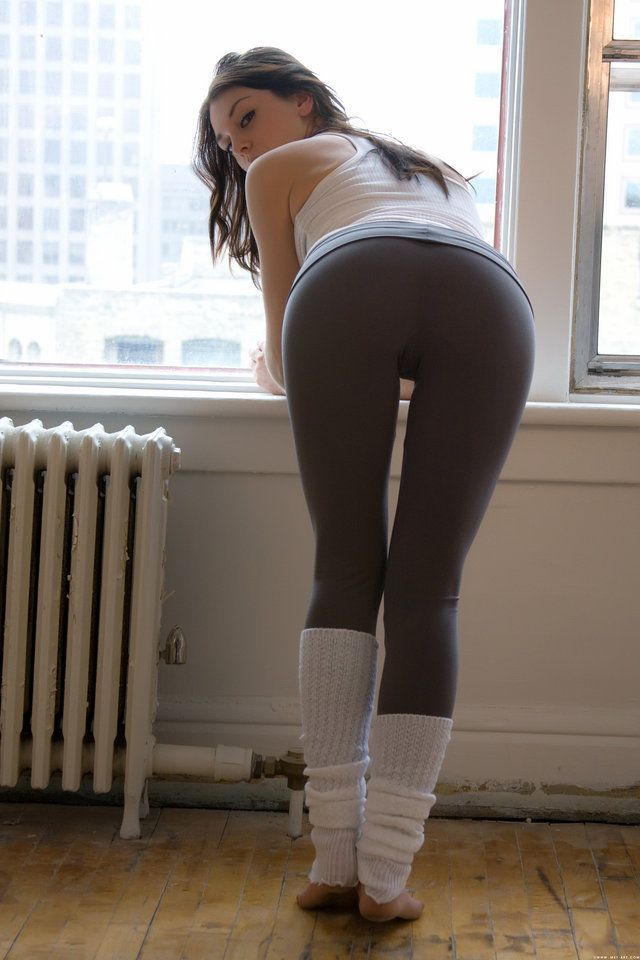 Sexy yoga tights