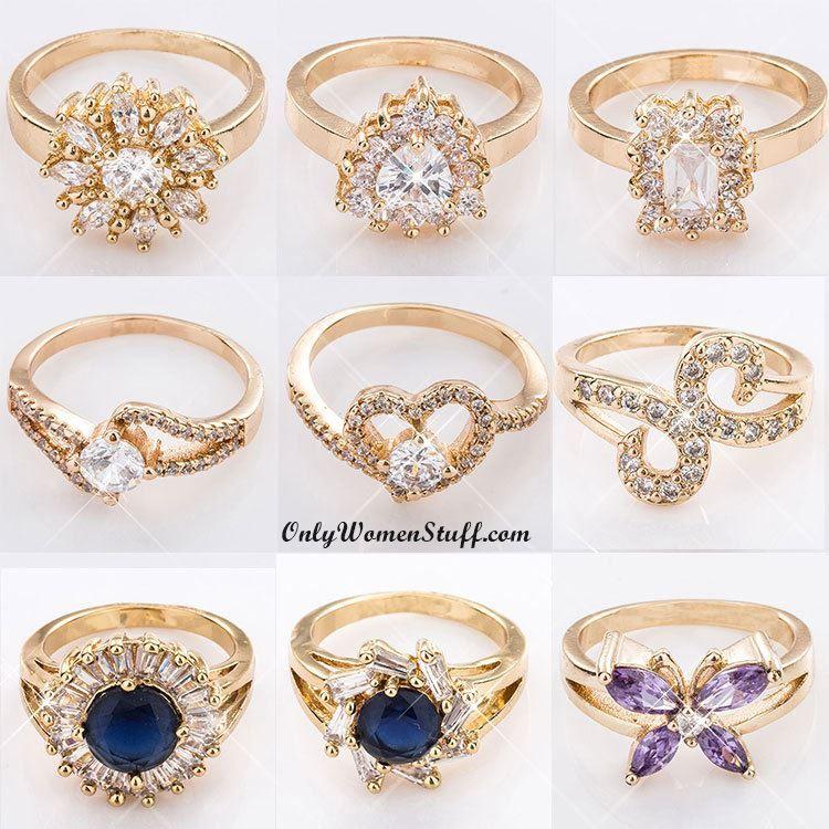 1000+ Beautiful Finger Rings Designs & Ideas | Ring designs, Finger ...