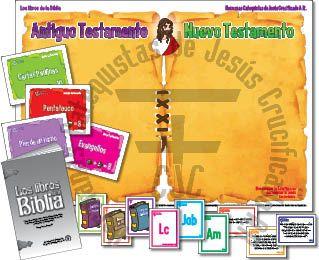 Los Libros De La Biblia Juego De Mesa Un Divertido Juego Para