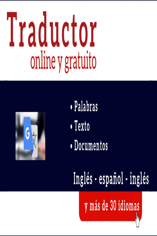 Traductor Ingles Español Traductor Español Traductor De Ingles Traductor