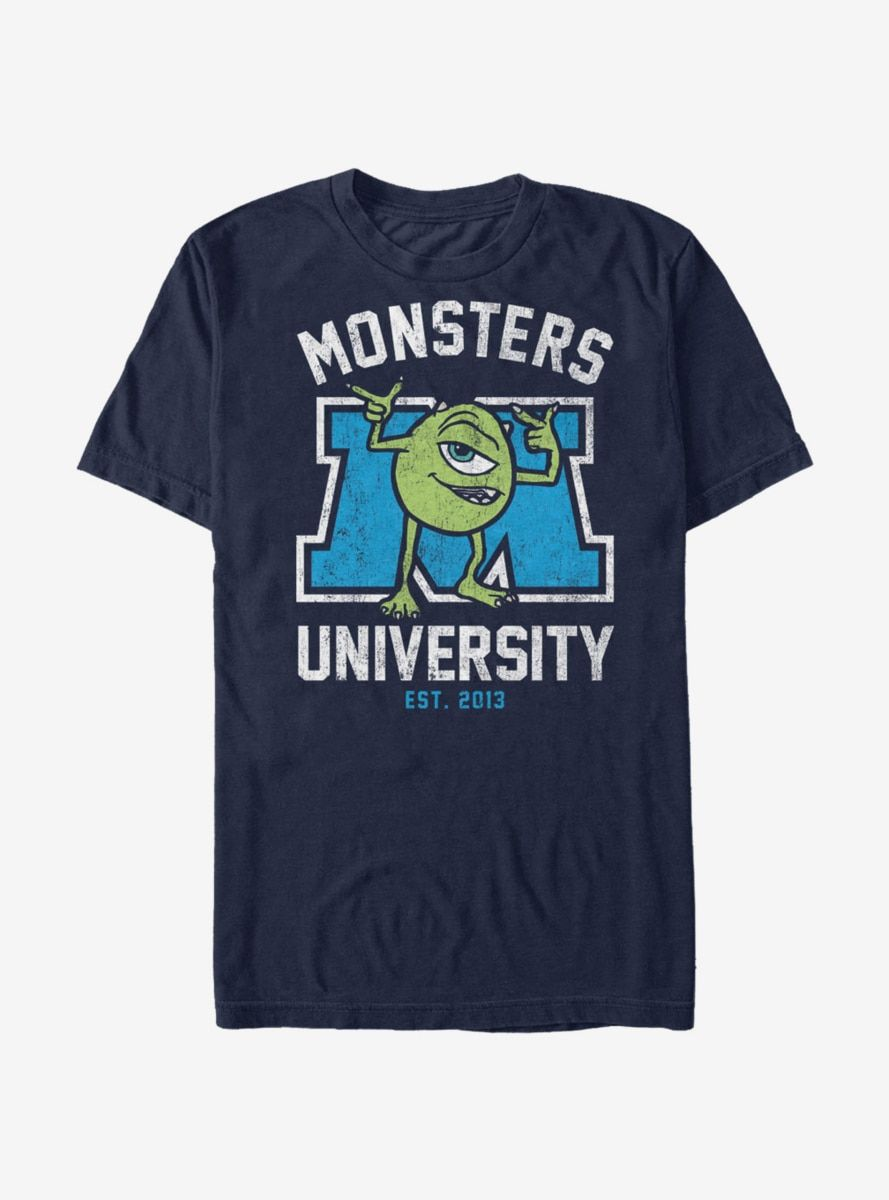 8ecae6534 Monsters Inc. Cartoon Mike T-Shirt in 2019 | Products | Disney ...