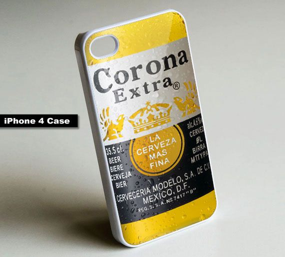 Corona Beer Rare - iPhone 4 Case, iPhone