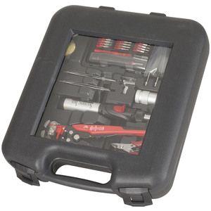 Pro Soldering Gas Kit with Screwdriver Set/Crimper/Heatshrink