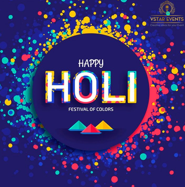 Hope God paints the canvas of your life with beautiful colours. Happy Holi to you and Family!!   #VstarEvent #CorporateEvent #bestweddingplanner #WeddingPlanner #ArtistManagement #Eventplanner #VstarEvents #holi #happyholi #india #festival #holifestival #colors #colours #color #festivalofcolors #HoliWishes #holifestivalofcolours #holihai #festivalofcolours #holifest #tiktok #instagood #indianfestival
