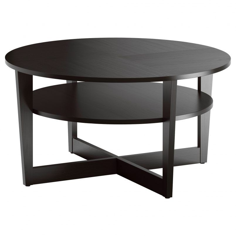 Coffee Table Ciani Tray Small High Round Coffee Table Ikea Uk