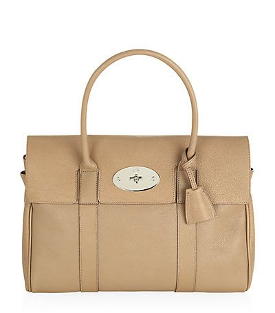 db4fe749a5 Mulberry Bayswater Classic Grain Tote in Mushroom available to buy at  Harrods. Shop Mulberry bags online & earn reward points. Luxury shopping,  Free UK ...