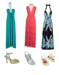 Semi-Formal Beach Wedding Dresses