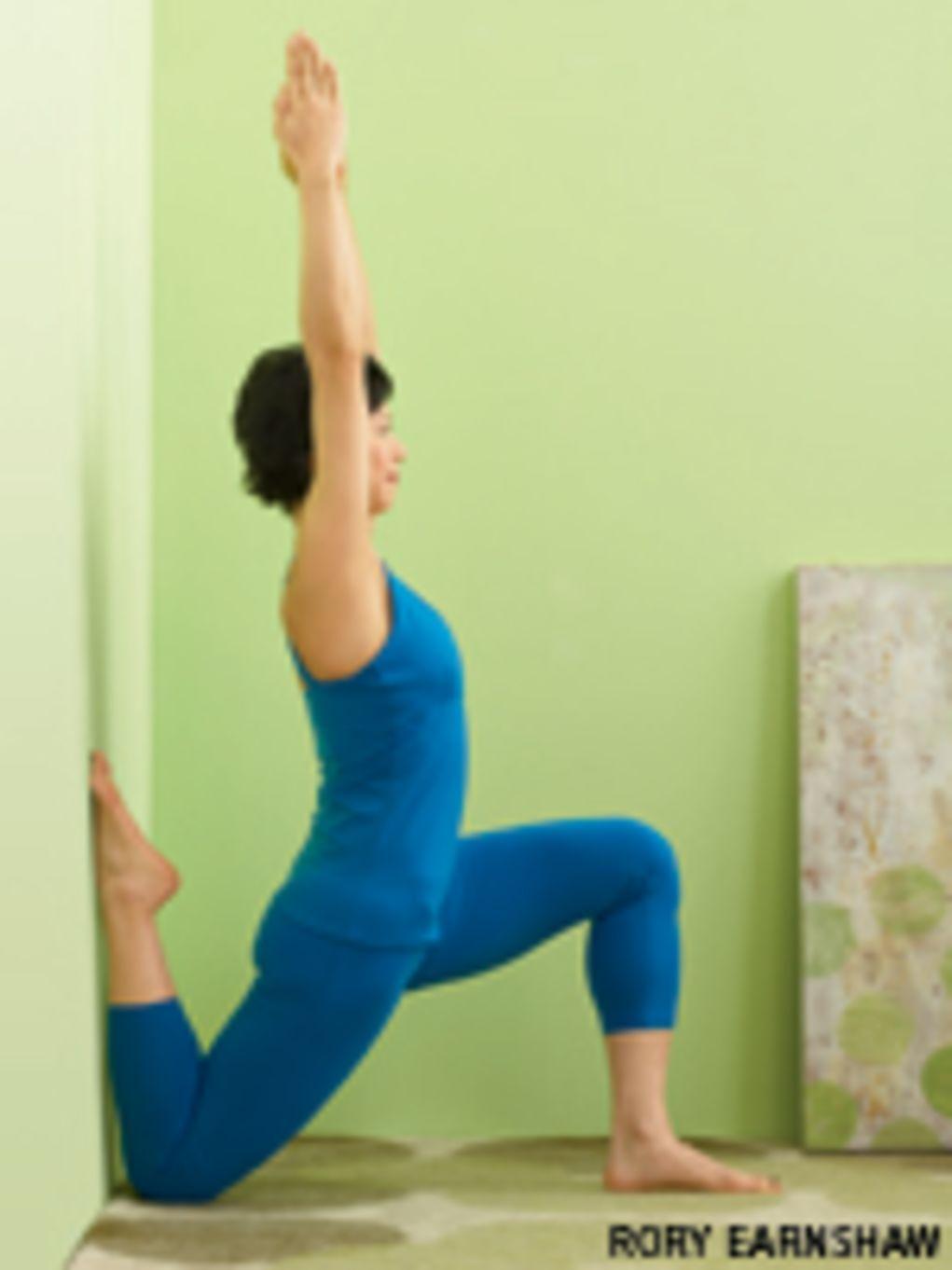 Hip Flexor Stretches Yoga Journal