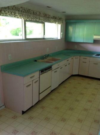 vintage metal kitchen   Vintage kitchen, Metal kitchen