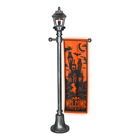 12++ Halloween lamp post decorations ideas in 2021