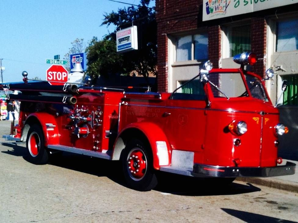 1950 American LaFrance 700 for Sale | Fire trucks | Cars for sale