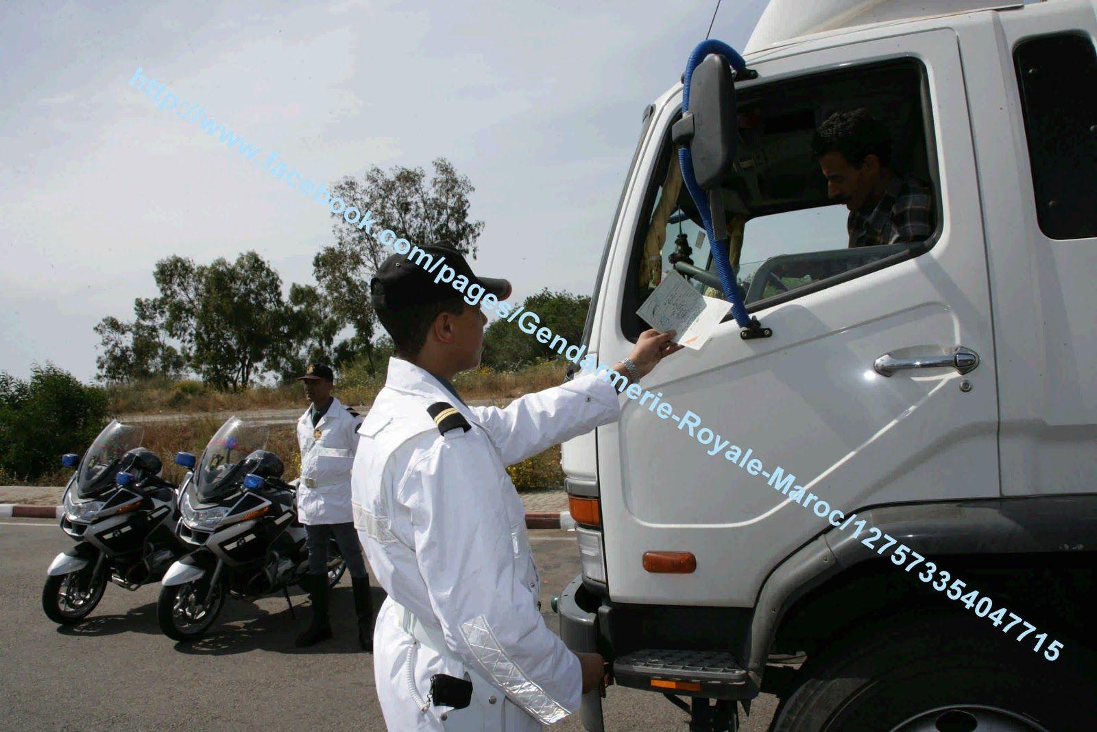 Gendarmerie Royale Maroc: La Gendarmerie Royale: 2 tonnes de chira saisies à...
