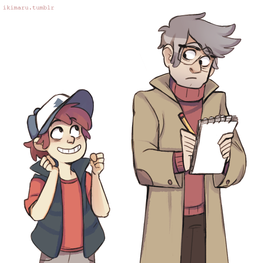 drunk Rose district, for that suggestion of Dipper being a fanboy and...