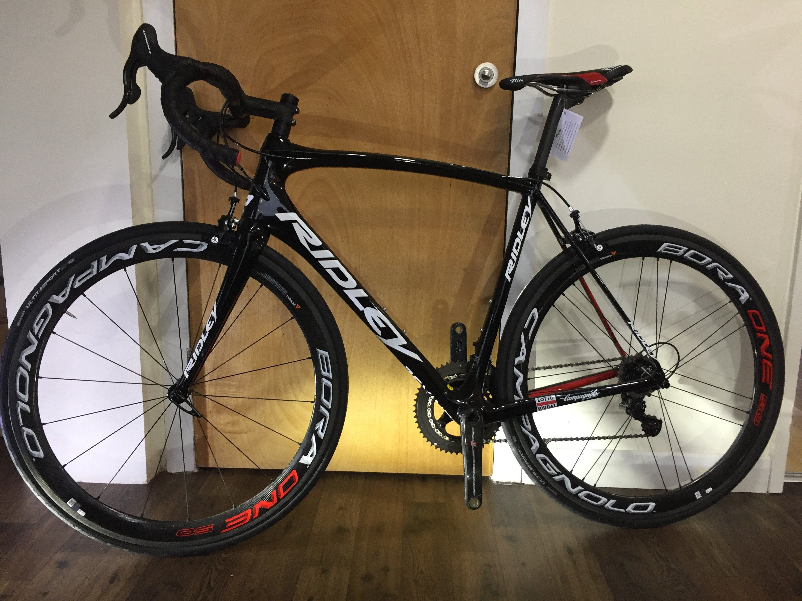 65008a0b5 Ridley Fenix SL Custom Build with Super Record and Bora One Wheels – Never  ridden. Size Med. can deliver or post as still have box it was delivered in.  Bike ...