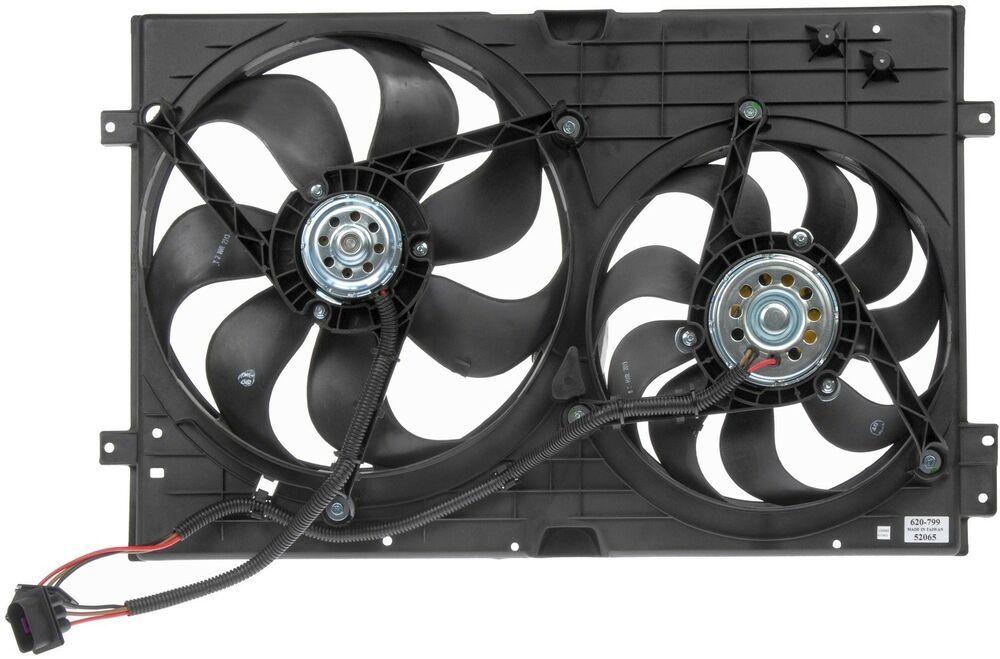 Engine Cooling Fan Assembly Dorman 620 799 Radiator Fan