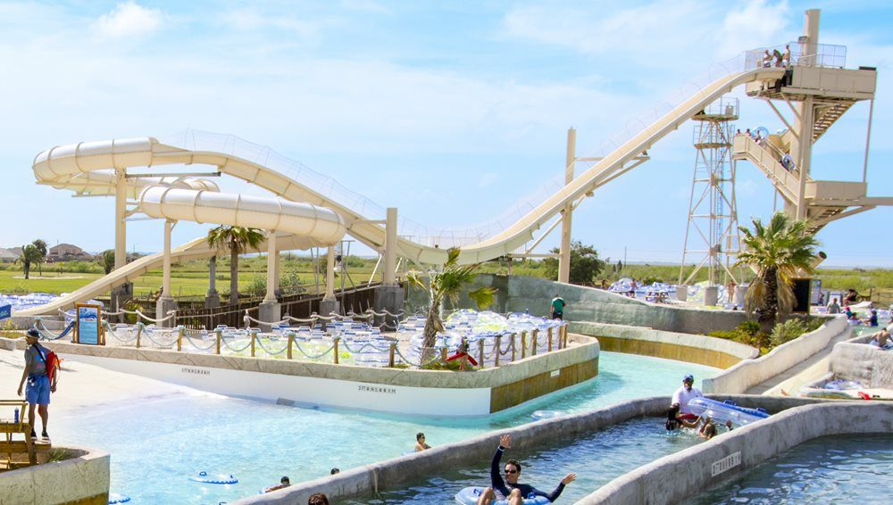 Schlitterbahn Corpus Christi Corpus Christi Water Park