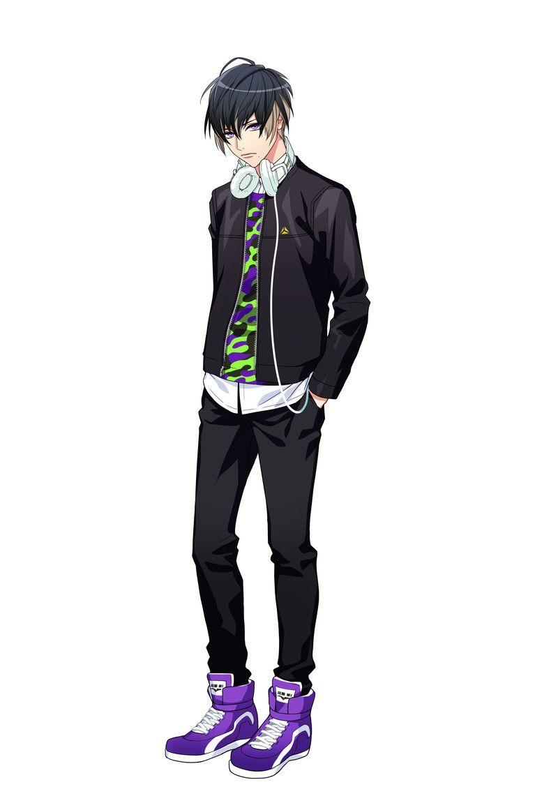 a3 エースリー happy birthday お誕生日企画 3月30日 碓氷真澄 ゲームギフト かわいい男の子のアニメキャラ アニメのポーズ アニメ少年