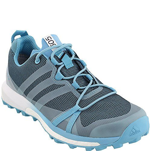 df915c665f547 adidas outdoor Womens Terrex Agravic GTX Shoe 12 Vapour BlueClear     Click  for Special Deals  AdidasFashion