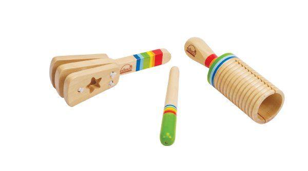 Hape - Early Melodies Rhythm Set:Amazon:Toys & Games