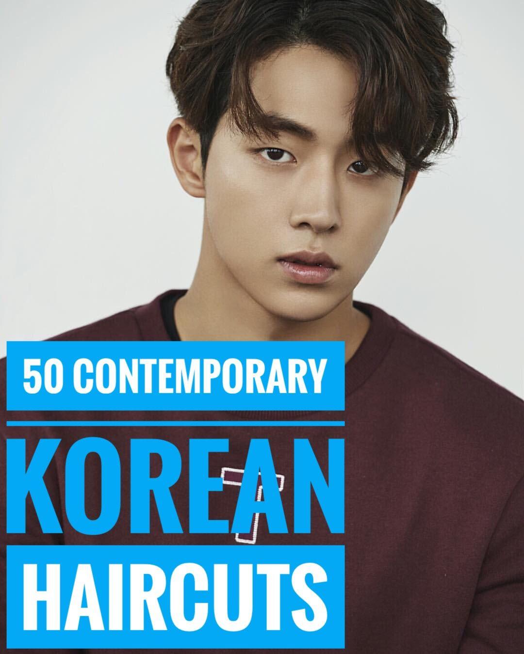 Pin on Korean hairstyle (boy)
