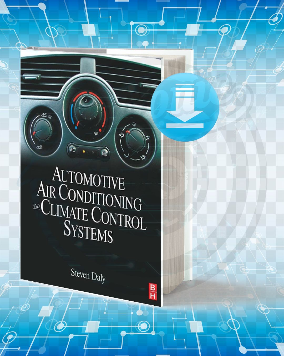 About The Book Automotive air conditioning and climate