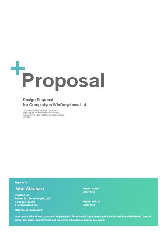 Related image Graphic Design Pinterest Proposal templates