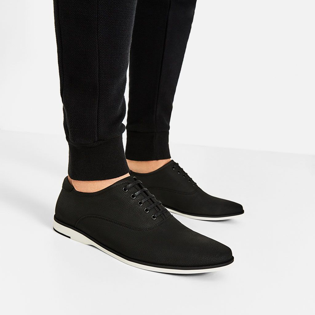Imagen 1 de ZAPATO CASUAL de Zara | Zapato de vestir hombre