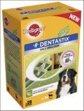 Pedigree Dentastix Fresh Large Dog Dental Chews Pedigree Dog