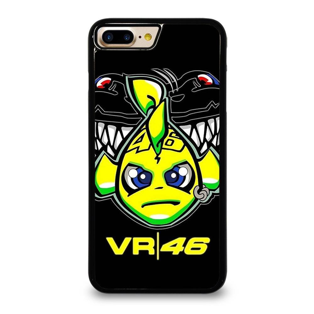 VALENTINO ROSSI 46 LOGO iPhone 7 / 8 Plus Case Cover - Casesummer