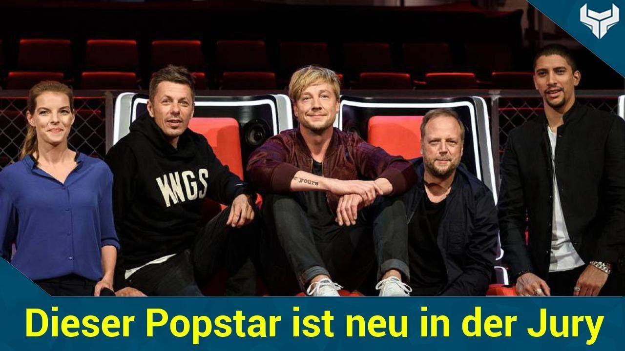 """Andreas Bourani hat schon vor Monaten angekündigt dass er nicht mehr in die Jury von """"The Voice Of Germany"""" zurückkehren wird. Nun ist ein Ersatz für den Sänger gefunden   Source: http://ift.tt/2rV7Ywv  Subscribe: http://ift.tt/2sq1EAk Popstar ist neu in der Jury"""