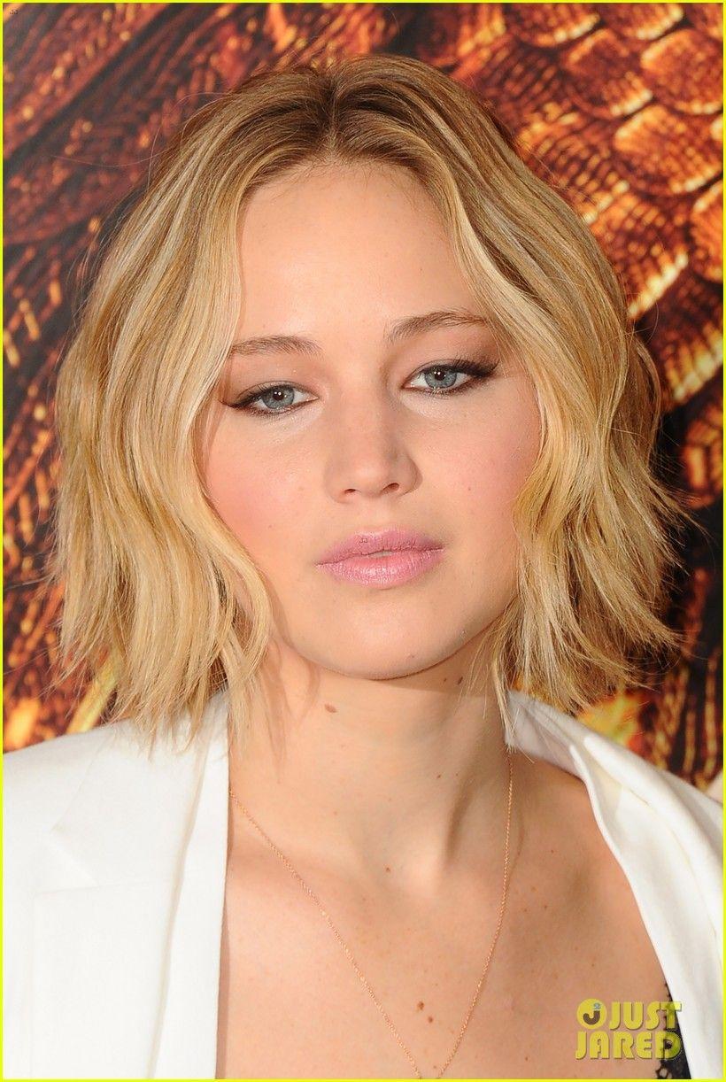 Jennifer Lawrence 'Hunger Games: Mockingjay' London Photo Call