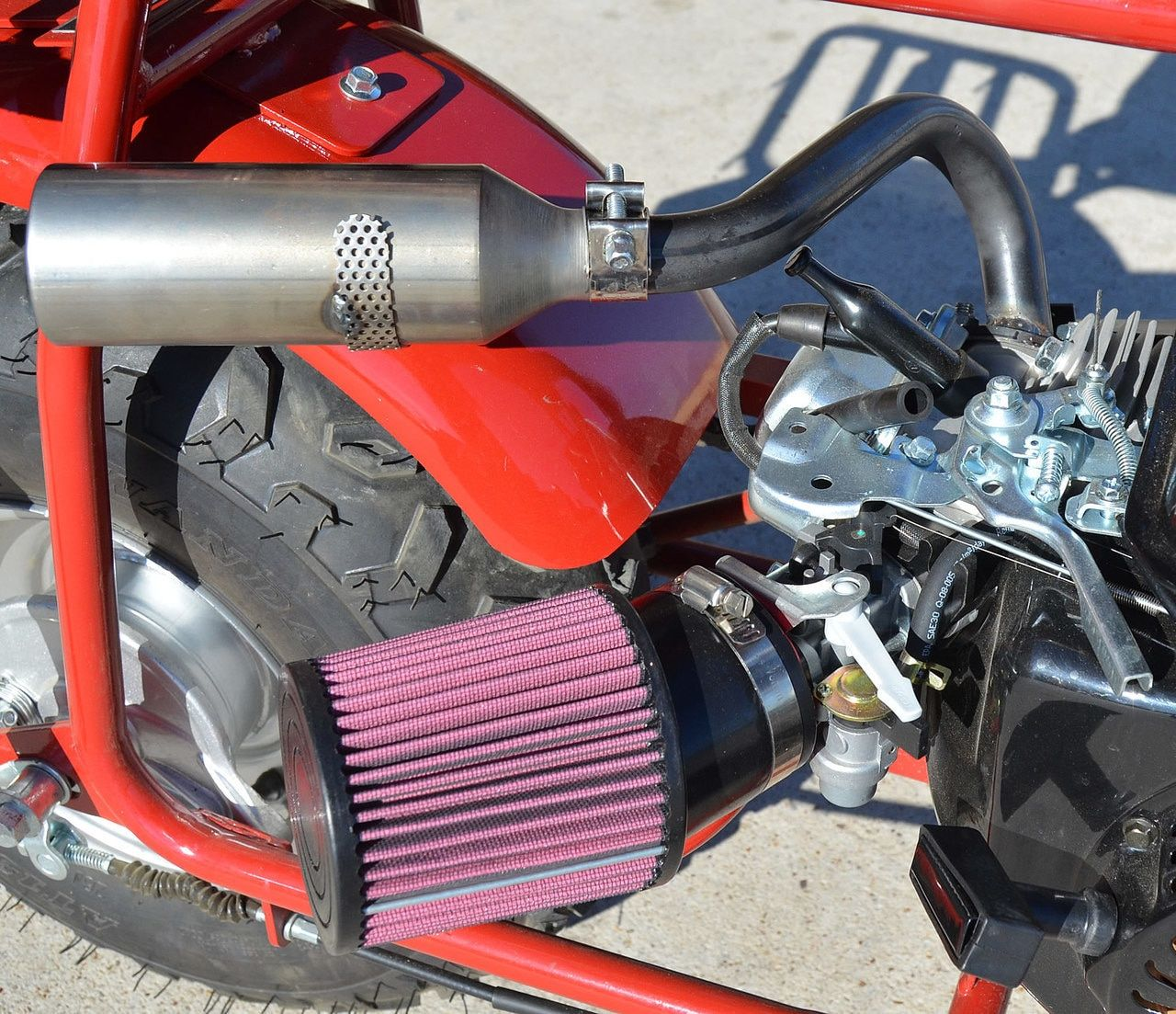 Coleman Ct200u Ex Mb200 Baja Warrior Performance Kit Mini Bike Coleman Go Kart
