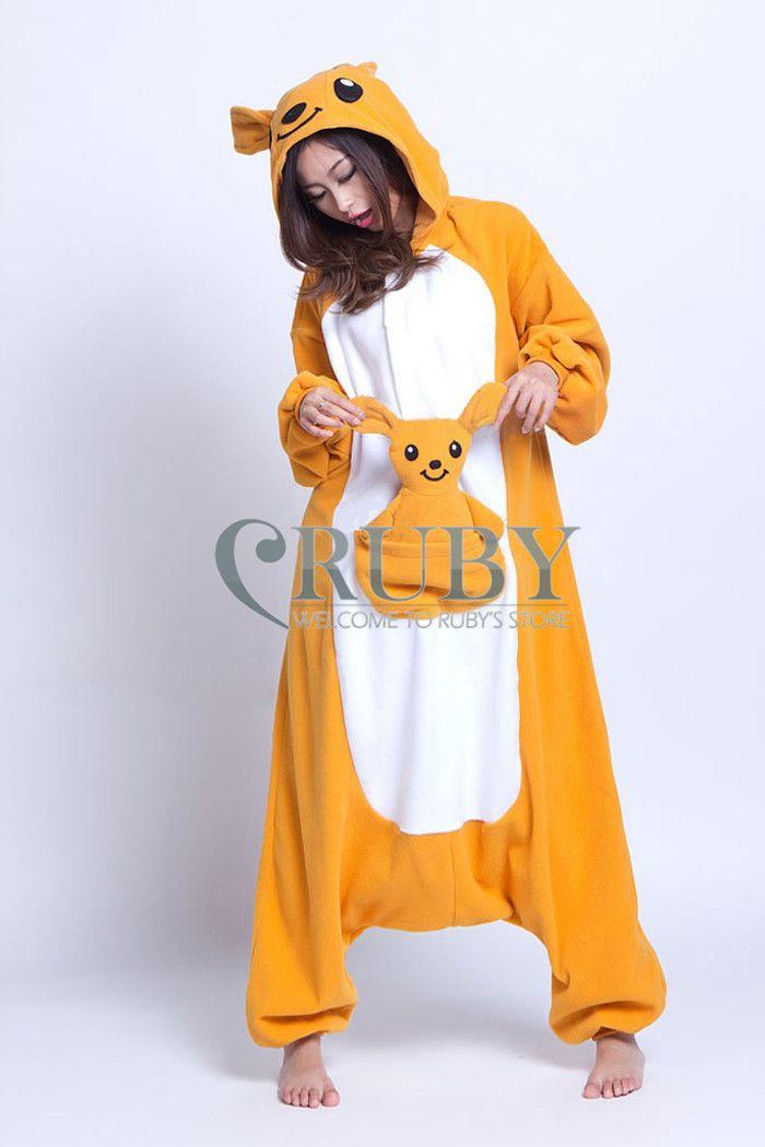 9bb36f1a42 Unisex franela adultos mujeres de moda fiesta de pijamas Cosplay Onesies  animales adultos establece pijama para la navidad Pikachu   puntada    dinosaurio en ...