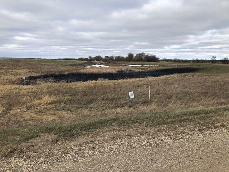 Keystone pipeline leaks 383000 gallons of oil in second