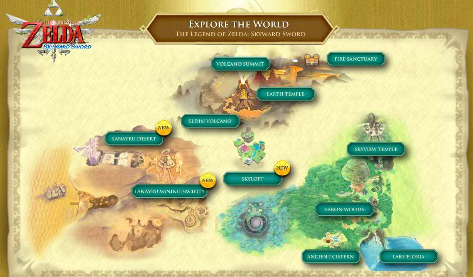 Zelda skyward sword map maps pinterest skyward sword zelda skyward sword map gumiabroncs Images