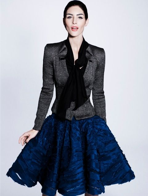 Zac Posen - 2012 Pre Fall Collection
