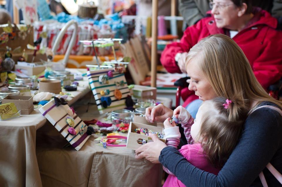 Craft fairs unglued craft festmuch like portlands