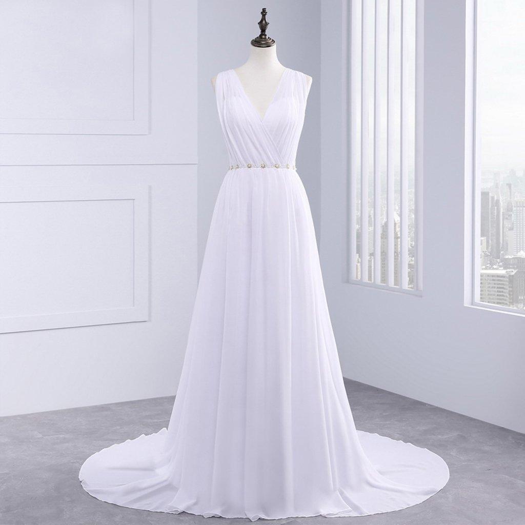 Long bridesmaid dress chiffon bridesmaid dress sleeveless
