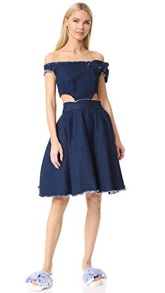 014e0d1f5 ¡Consigue este tipo de vestido vaquero de Natasha Zinko ahora! Haz clic  para ver