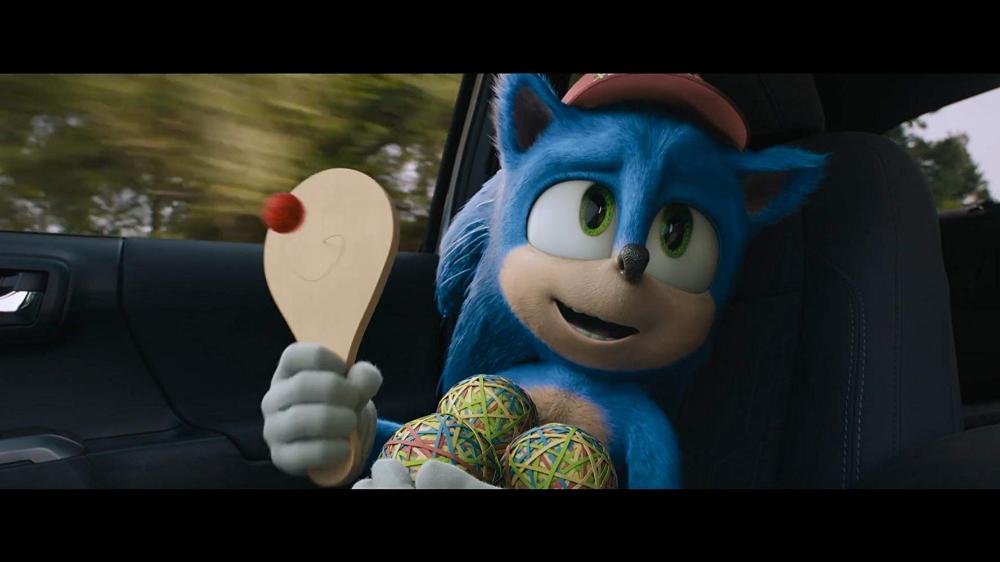 Sonic La película (2020) Sonic, Sonic the hedgehog
