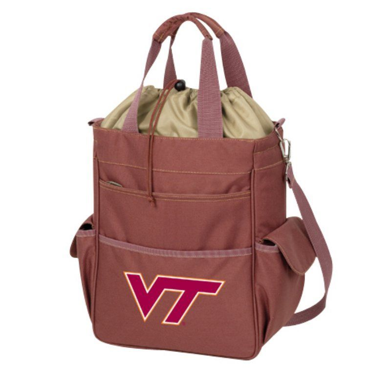 Picnic Time Collegiate Activo Tote Orange - 614-00-103-604-0
