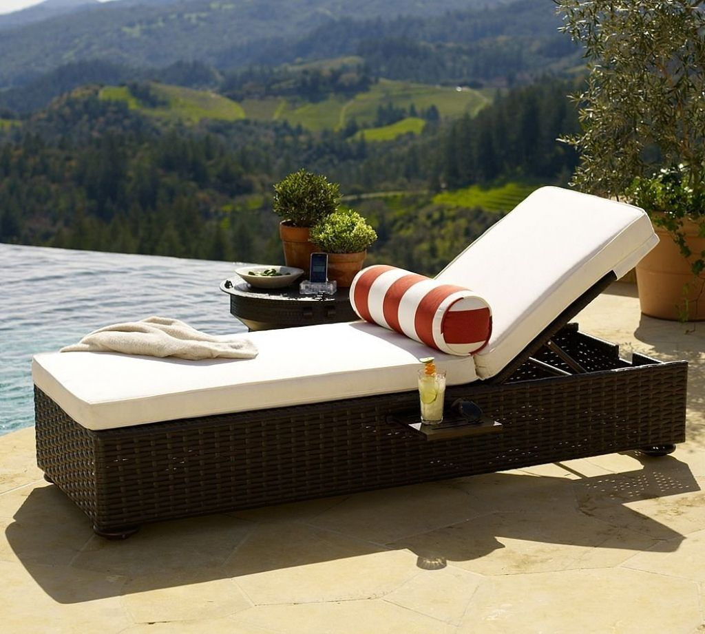 Outdoor Chaise Lounge Patio Chaise Outdoor Lounge Chairs Outdoor : lounge chairs for pool deck - Cheerinfomania.Com