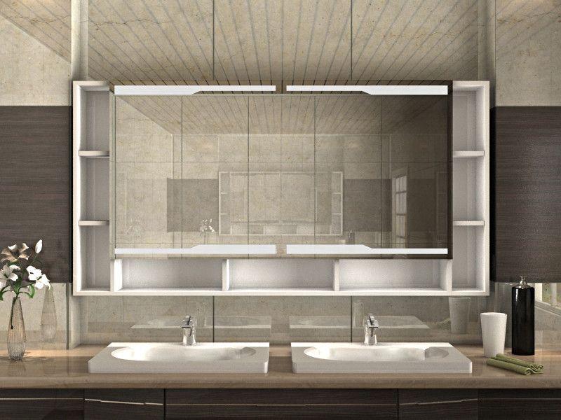 Spiegelschrank Bad nach Maß Göteborg kaufen   Badezimmer ...
