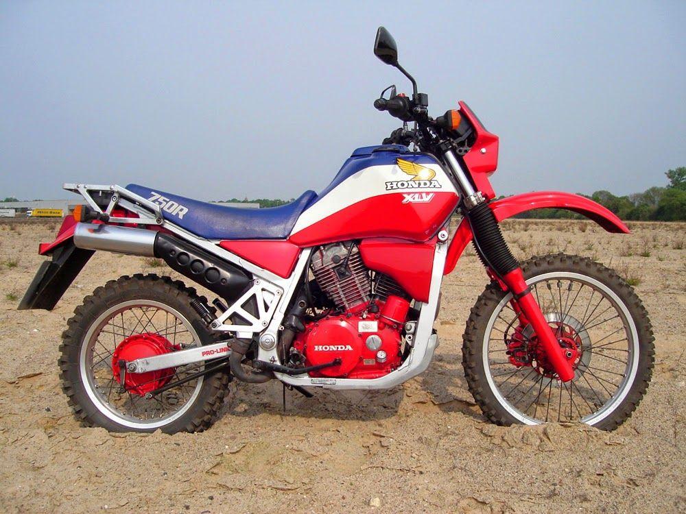 MotArt Honda 750 XLV Dual sport motorcycle, Honda 750