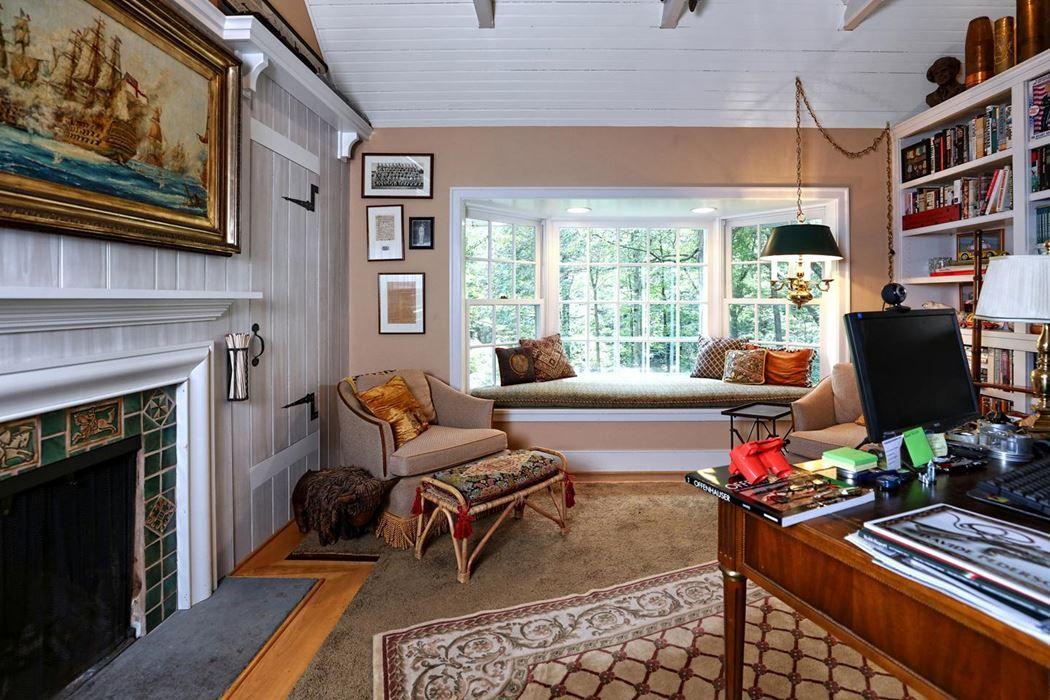 9251 acres in bucks county pennsylvania house interior