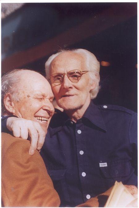 Eugénio de Andrade & Mário Cesarinny | Fotografia