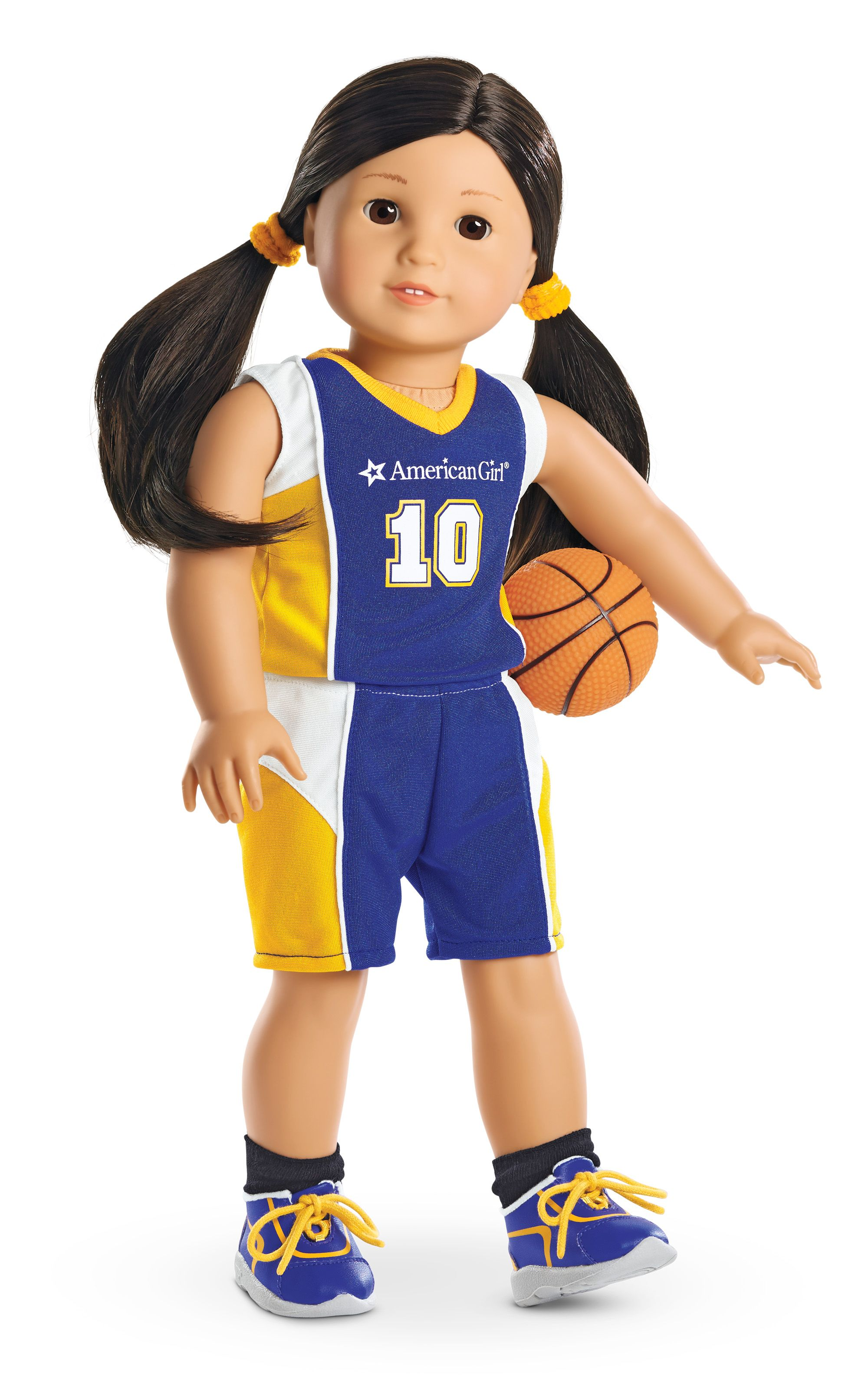 e5fa111c75d Basketball Outfit for 18-inch Dolls | ARCHIVE: Truly Me | All ...