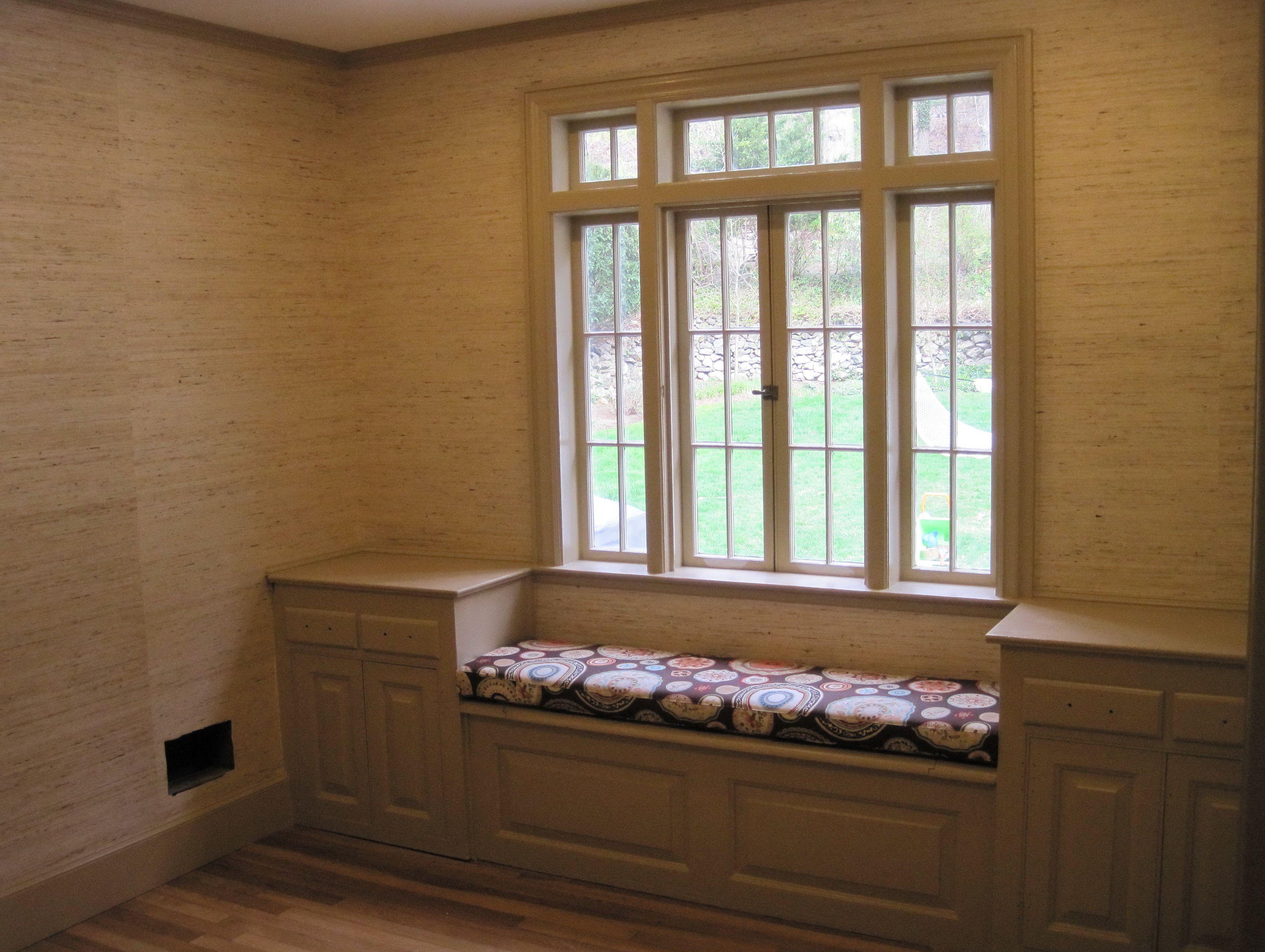 Window With Seat window seat bench diy | house | pinterest