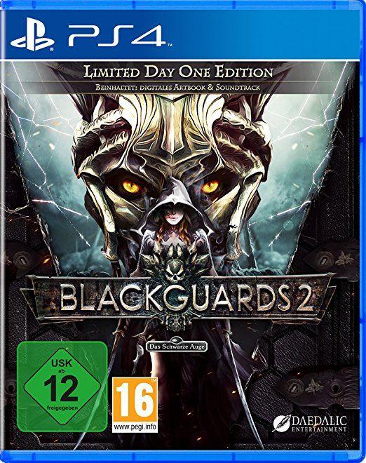Blackguards 2 Playstation 4 Playstation Spiele Playstation Geschenk Play Station 4 Geschenkideen Playstation 4 Spiele Playstati Zocken Playstation Spiele